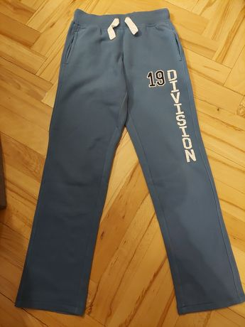 Spodnie dresowe rozm 146/152
