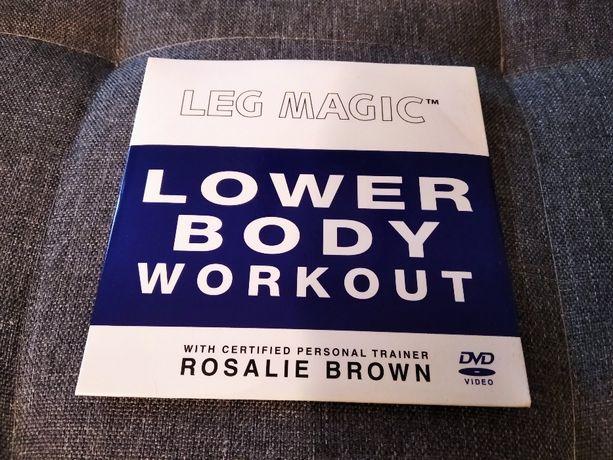 Leg Magic - film instruktażowy na DVD - Rosalie Brown