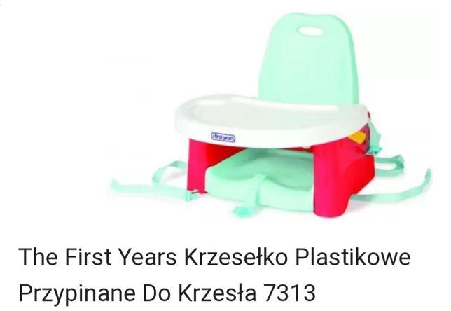 Siedzonko do karmienia the First Years