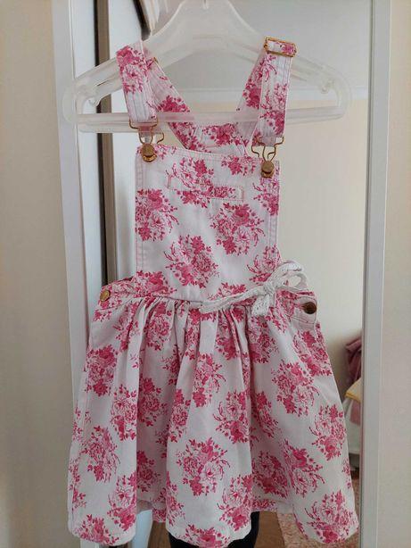 Vestidos e Saia - Verão - Tamanho 6 Anos (Lanidor)