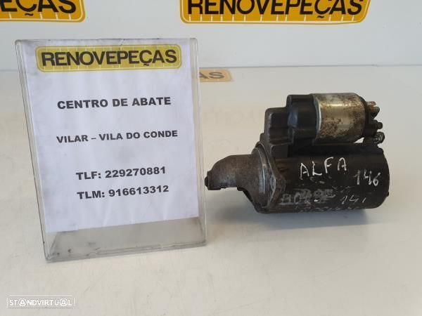 Motor De Arranque Alfa Romeo 146 (930_)