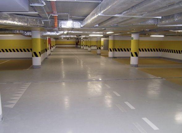 Miejsce parkingowe w hali garażowej Różana 18 Ataner