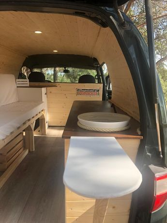 Campervan Hyundai H1