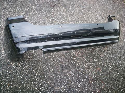 Zderzak BMW e91 tył PDC