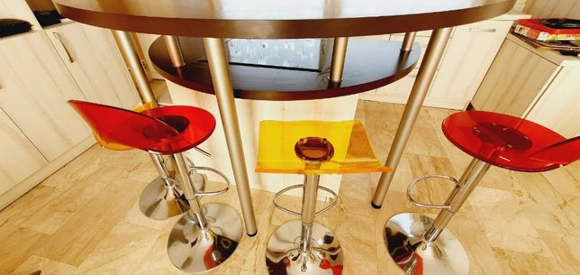 Bar do salonu kuchni meble