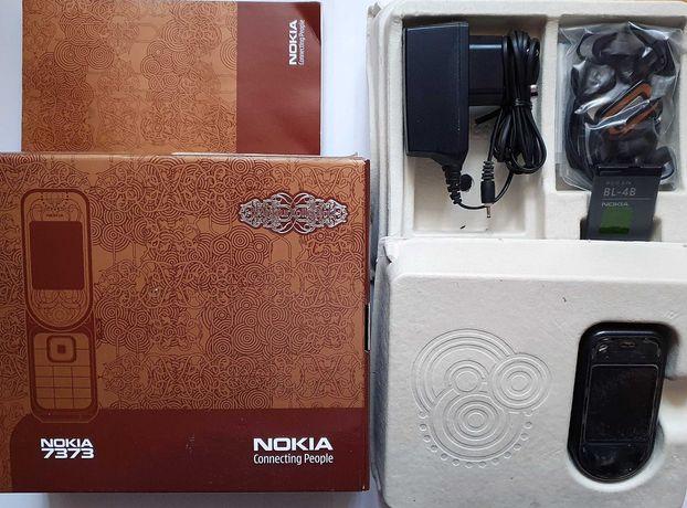 Nokia 7373: рабочий, с родной коробкой. IMEI совпадают.