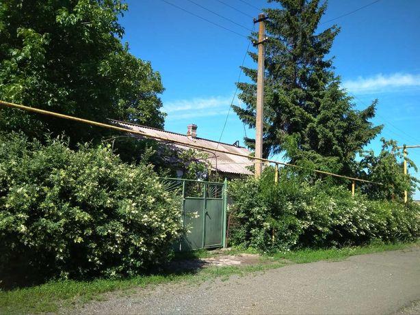 Продам или обменяю дом в п.Рыбинское, 5 км от Волновахи.