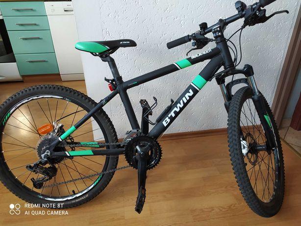B'TWIN Rockrider 24' rower MTB