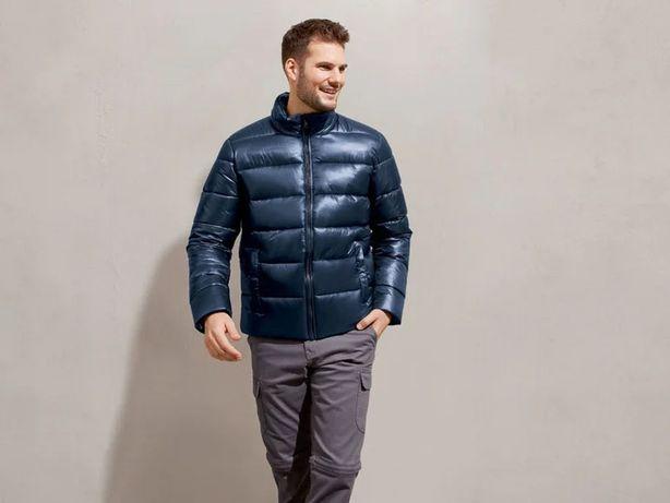 Чоловіча куртка зима осінь дута LIVERGY розмір 52-54 zara mango