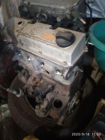 Мотор пасат 2е после ремонта