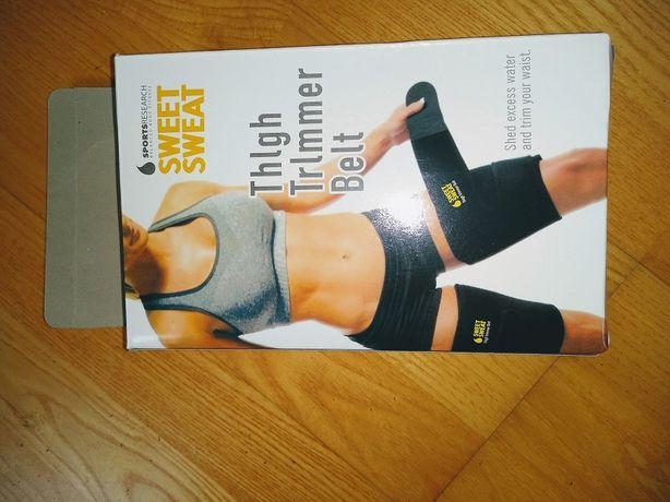 Neoprenowe nogi Shaper Sauna calorie Cellulite