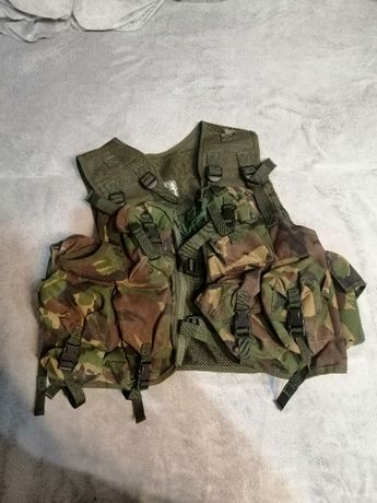 Assault vest DPM ( kamizelka taktyczna demobil kontrakt)
