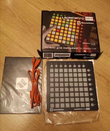 Launchpad novation mini