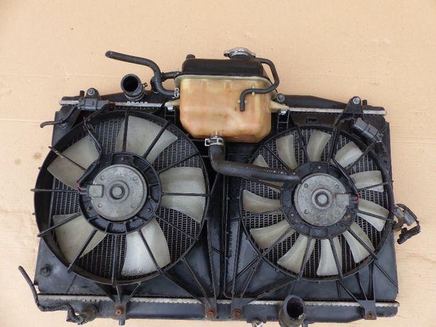 wentylator chłodnic Honda Accord VII lift 2.2 ctdi