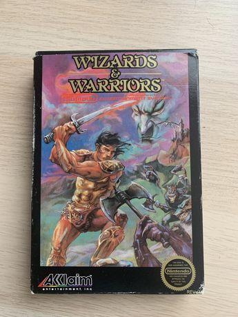 Wizards & Warriors / Nintendo NES (NTSC)