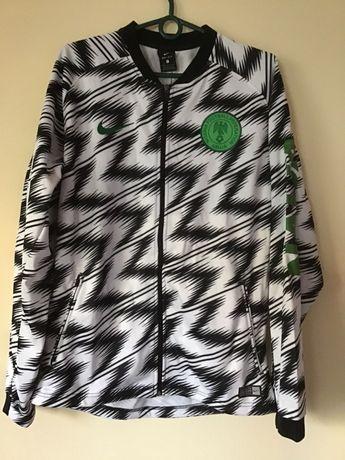 Nike Nigeria bluza kurtka r.L Nowa.
