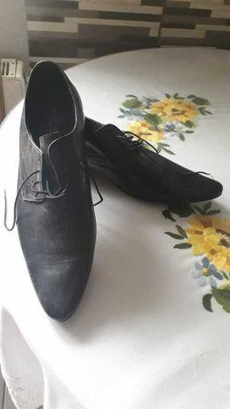 Sprzedam nowe skórzana buty meskie