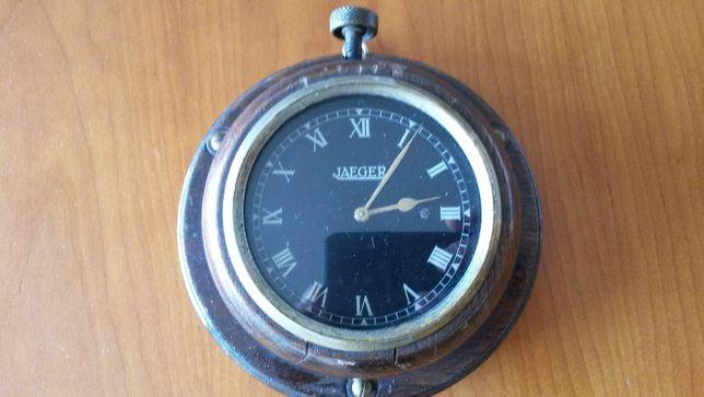 Relógio Jaeger antigo de carro