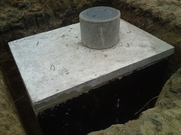 SZAMBA betonowe z Montażem, Zbiorniki na SZAMBO od Producenta, WYKOP
