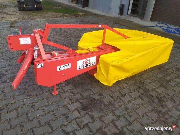 Nowa Kosiarka rotacyjna Lisicki 1,65m 165cm Z-178 RADOM