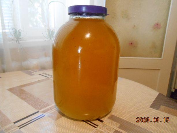 продам мед 1літр 130гр