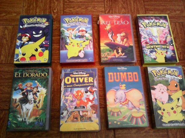 48 DVD temas para criança