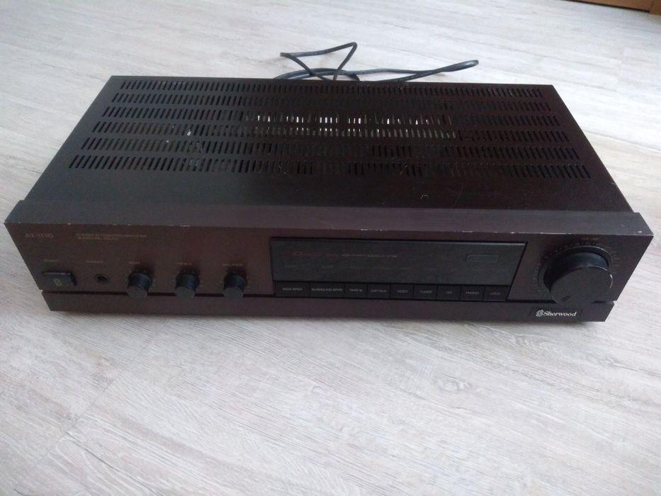 Wzmacniacz Sherwood, model nr A1- 1110, stereo integrated amplifier. Sulęcin - image 1