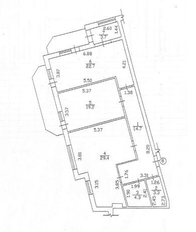 Купуйте квартиру у самому центрі Полтави