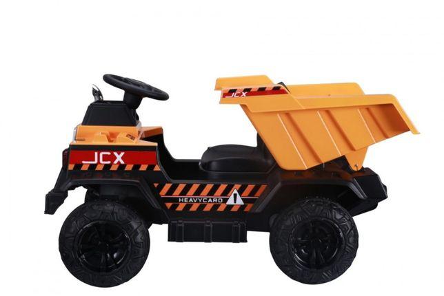 Pojazd JCX Truck Samochód elektryczny Wywrotka auto na akumulator