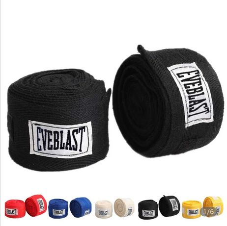 Ligaduras Boxe/MMA/etc