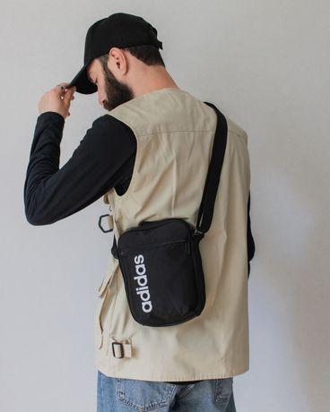 Мессенджер adidas сумка оригинал барсетка