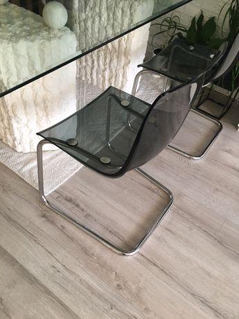 Sprzedam krzesła Tobias (ikea)