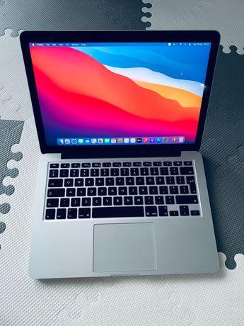 MacBook Pro 13 2015 I7 3,1 16 256 stan bardzo dobry
