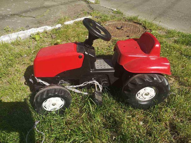 Трактор-каталка дитячий