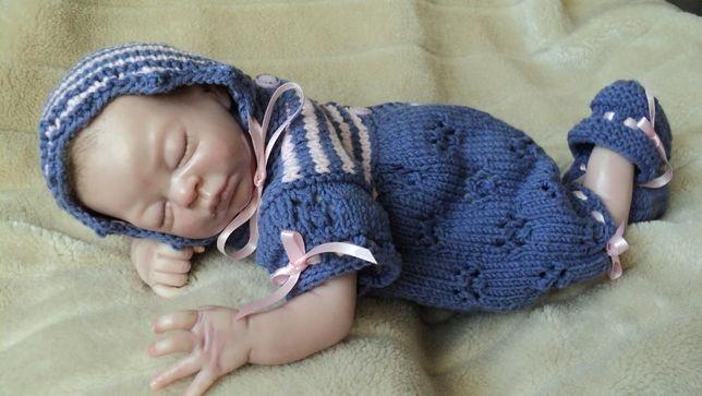 Recem Nascido com poucos dias - Bebé Reborn