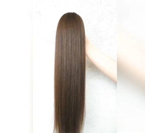 Волосы натуральные  б/у