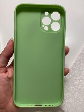 Capa de silicone iPhone 12 Pro Max