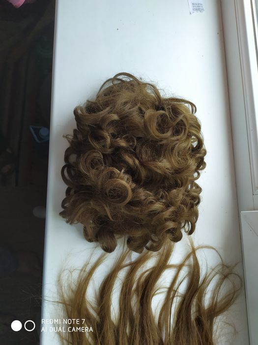 Парик, перука з натурального волося Львов - изображение 1