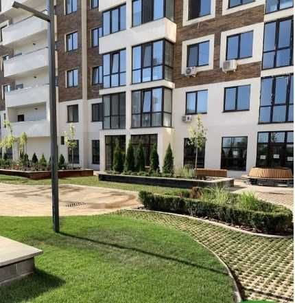 3-комнатная квартира в ЖК Приморские Сады на Марсельской!