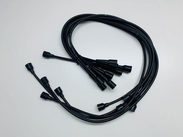 Przewody zapłonowe ZIŁ 130/131 GAZ 66/53 V8 NOWE kable zapłonowe