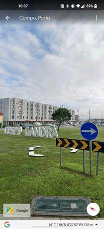 Apartamento T3 com 2 quartos para alugar junto a CESPU gandra