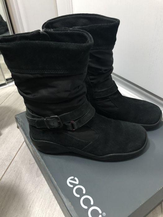 Зимние ботинки ECCO Киев - изображение 1