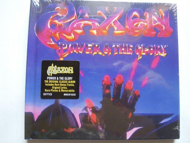 saxon power & the glory