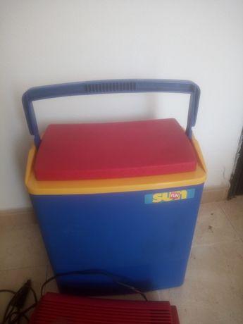 Sistema de refrigeração para praia ou campo