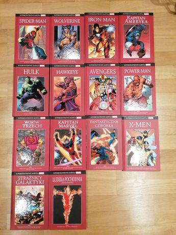 Seria komiksów Marvela