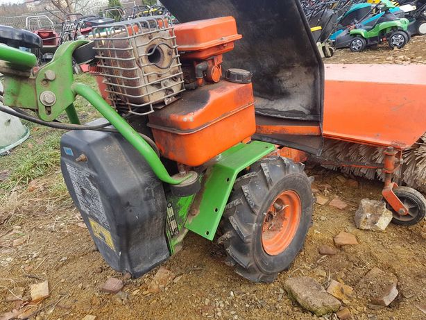 Dzik traktorek ciągnik jednoosiowy Agria werke D7108