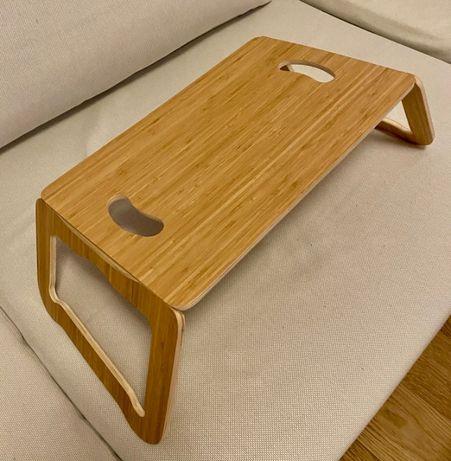 Podstawka pod laptop bambus IKEA BRÄDA