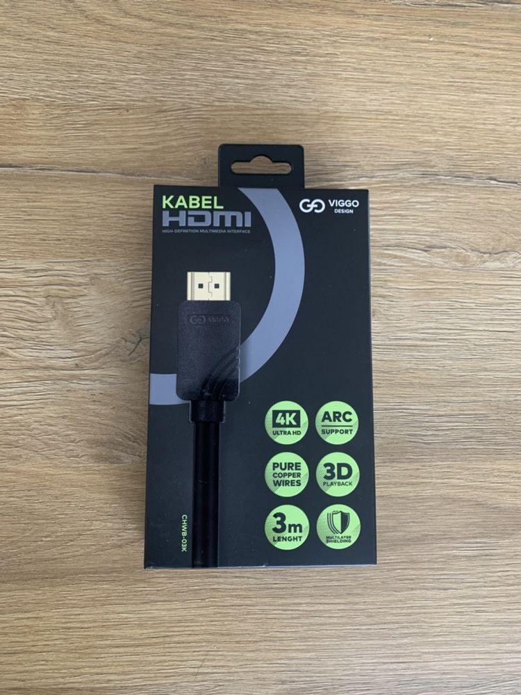 HDMI kabel 4K, nieużywany