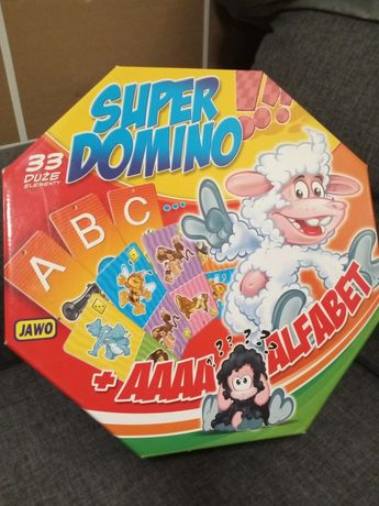 Gra Super Domino 33 elementy