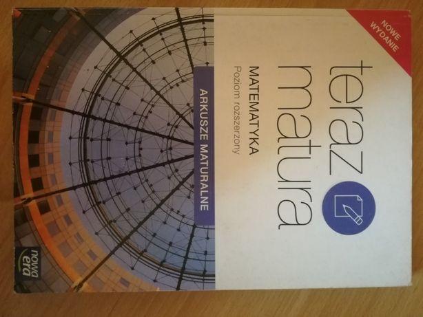 Teraz matura Matematyka poziom rozszerzony Arkusze maturalne